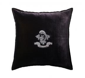 Декоративные подушки Deluxe. Подушка Velvet Napoleon Chocolate