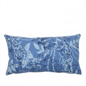. Декоративная подушка (26х50) Divina 0.2 синий от Kvadrat