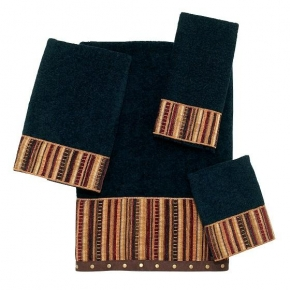 Полотенца хлопковые. Полотенце для рук Odele BLK