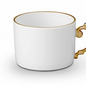 Посуда Столовые приборы Декор стола Deluxe. Чашка для чая Aegean Gold
