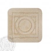 Коврики для ванной комнаты. Коврик 60х60 см Migliore ML.COM-50.060.PN.40