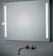 . Зеркало настенное, с подсветкой 45731