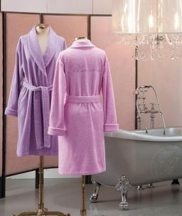 Халаты Одежда для бани и сауны Deluxe. Халат Top Model (S,M, L) от BlumarineArt.79570-1