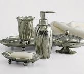 . Lotus оловянные настольные аксессуары для ванной