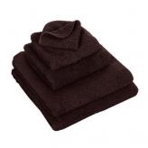 Полотенца хлопковые.         Полотенце Супер Пил темно-коричневое