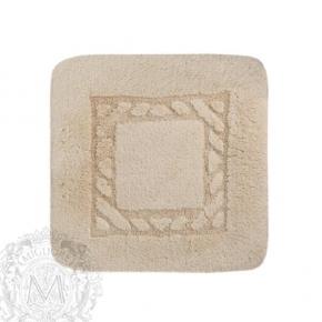 Коврики для ванной комнаты. Коврик 60х60 см Migliore ML.COM-50.060.PN.20