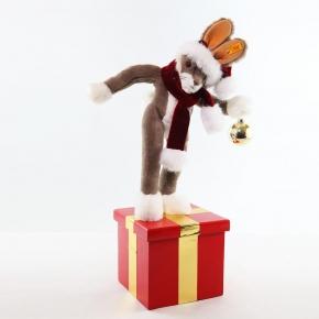 Новый Год. Заяц новогодний (модель 5)