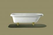 Ванны на ножках. Knief Aqua Plus Ванна модель ROLL TOP XL 1700 x 700 x 600 мм