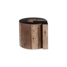 Журнальные Приставные Кофейные столы. Стол приставной Wooden Alphabet G