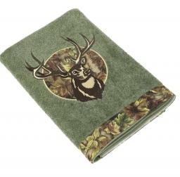 Полотенца хлопковые. Полотенце для рук Camo Deer 036202POT