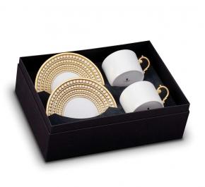 . Чайный набор Perlee Gold