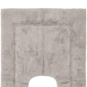Коврики для ванной комнаты. Коврик для туалета квадратный (60х60) Prestige Pierre WC (Престиж Пьер ВиСи) от Yves Delorme