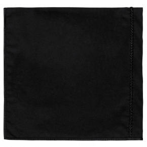 Пледы Покрывала Deluxe. Плед The Traveller Blanket - Black