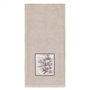 Полотенца хлопковые. Полотенце банное Sketchbook TA1209BBGE