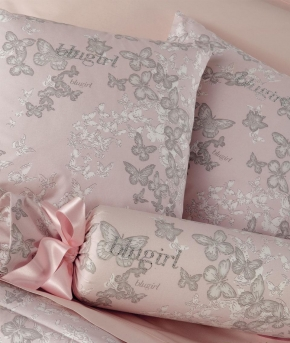 Декоративные подушки Deluxe. Декоративная подушка Annabel (42х42; 36см.) от Blugirl art. 71770-71769