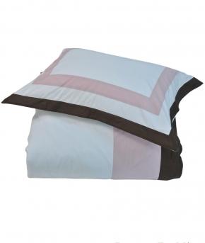 . Постельное белье SOHO королевское KING (240х220) Розовый от Casual Avenue