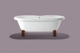 Ванны. Knief Aqua Plus Ванна модель EDWARDIAN II 1700 x 750 x 600 мм
