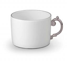 Посуда Столовые приборы Декор стола Deluxe. Чашка для чая Aegean Platinum