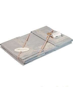 Постельное бельё Deluxe. Постельное белье Marielle с двумя простынями от Blumarine art.77394