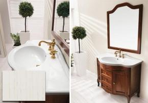 Мебель для ванной комнаты. Eban Rebecca 105 мебель для ванной BI DECAPE