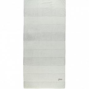 """.         Полотенце CAWO """"Sauna"""" 257 Серебристо-белый"""