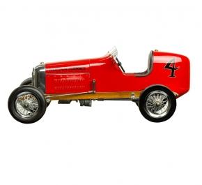 Декоративные игрушки Deluxe. Автомобиль Bantam Midget (красный)