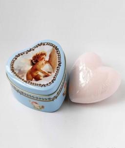 Luxury Гель для душа Мыло. Мыло Ангел A из коллекции «Большие сердца» от Le Blanc