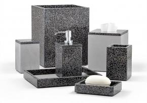 . Grigio Nero настольные аксессуары для ванной мраморные