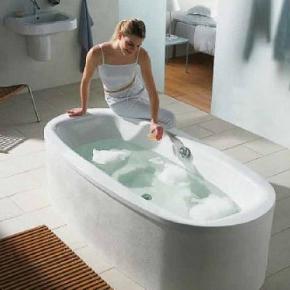 Ванны. Bette Steel Oval 6774 Plus Ванна 190x90x45 см с шумоизоляцией, с покрытием Glaze Plus, цвет: белый