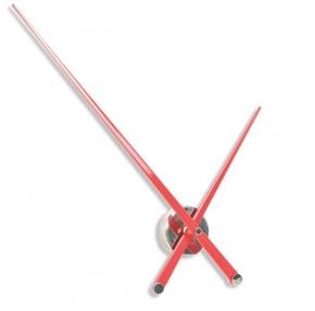 . Nomon AXIOMA L RED часы Ø100 см