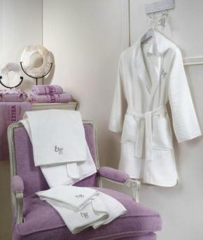 Полотенца хлопковые Deluxe. Банное полотенце Lady Like от Blugirl Art.78587