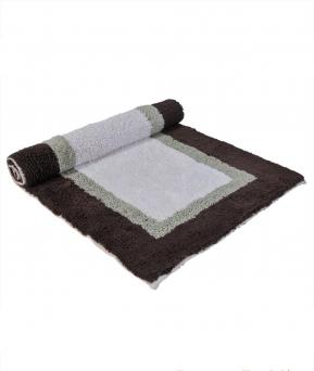 . Полотенце для ног (коврик) SOHO 55х90 морская пена от Casual Avenue