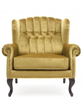 . Кресло Chester E113 Mustard от Elizabeth Douglas