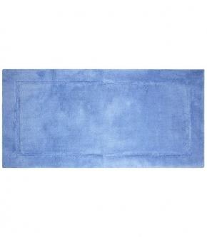 Коврики для ванной комнаты. Коврик для ванной прямоугольный (70х140) Prestige Cobalt (Престиж Кобальт) от Yves Delorme