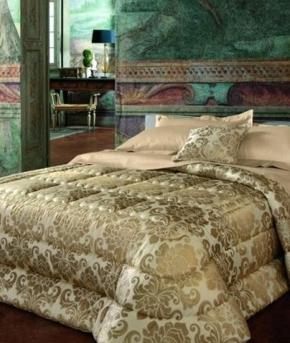 Пледы Покрывала Deluxe. Покрывало на кровать блюмарин  Selene от Blumarine
