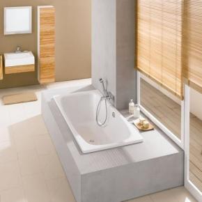 Ванны. Bette Steel Duo 6780 Plus AR Ванна 190x90x45 см с шумоизоляцией, с покрытиями Glaze Plus и анти-слип, цвет:белый