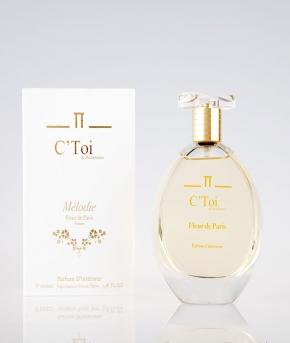 . Парфюм для дома Melodie коллекции Fleur de Paris от C'Toi