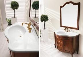 . Eban Rebecca 105 мебель для ванной NOCE