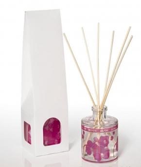 Ароматические свечи Парфюм для дома Диффузоры. Диффузор Розовая Орхидея от Stone Glow (100мл.) Art.3433