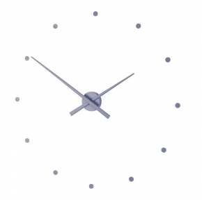 . Nomon OJ ACERO часы Ø80 см
