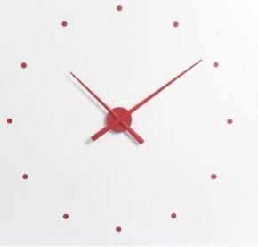 Часы. Nomon OJ red часы Ø80 см