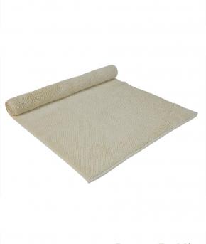 . Полотенце для ног (коврик) CHESTER (MUSON) 70х140 слоновая кость от Casual Avenue