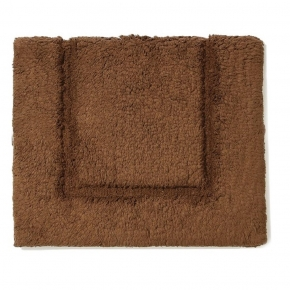Коврики для ванной комнаты. Коврик 61х101 Elegance Chocolate ELR-244-CHO