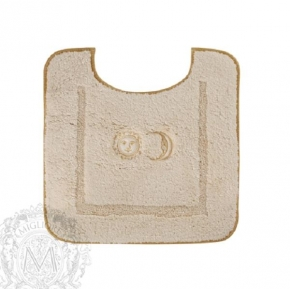 Коврики для ванной комнаты. Коврик 60х60 см Migliore ML.COM-50.PWC.PN.62