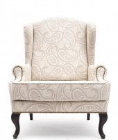 . Кресло Duart I05 Sand от Elizabeth Douglas