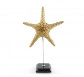 Предметы декора Deluxe. Морская звезда на подставке (50 см)