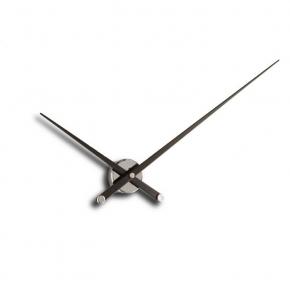 . Nomon Axioma L Black часы Ø100 см