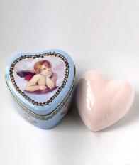 Luxury Гель для душа Мыло. Мыло Ангел E из коллекции «Большие сердца» от Le Blanc