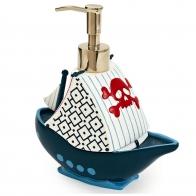 Аксессуары для детских ванных комнат. Дозатор для жидкого мыла Pirates API-LD