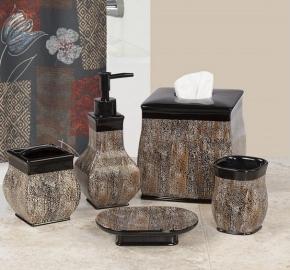 . Borneo керамические настольные аксессуары для ванной